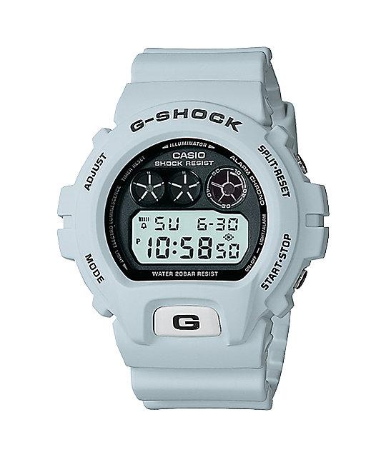 G-Shock DW6900FS-8 Classic Matte White Watch