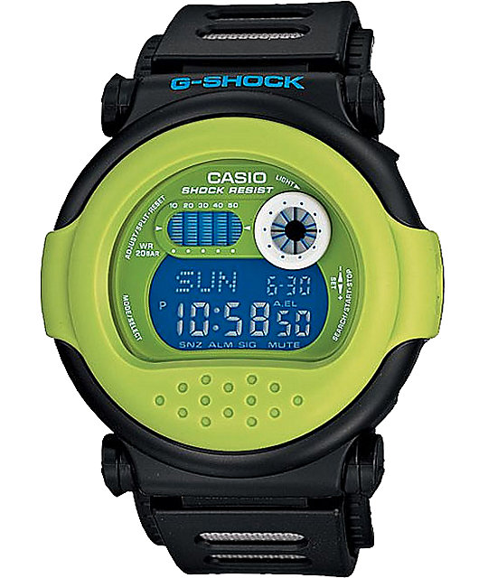 G-Shock G001HC-1 Jason Hyper Color Exclusive Digital Watch
