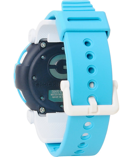G-Shock G001SN-2 LTD Teal Digital Watch