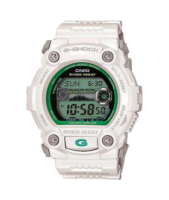 G-Shock G6900EW-7 Go Green White Ltd Edition Digital Watch