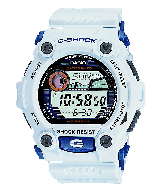 G-Shock G7900A-7 G-Rescue White Watch