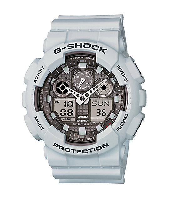 G shock ga 100lg 8a digital watch at zumiez pdp for Watches g shock