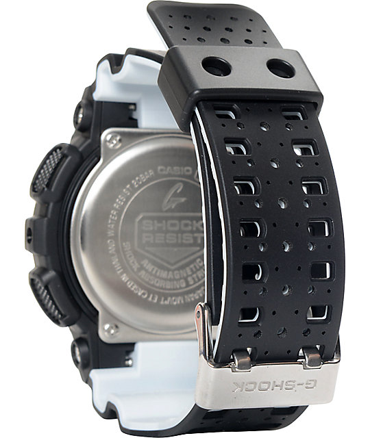 G-Shock GA-110LPA-1A Military Perforated Black Watch
