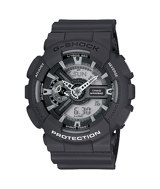 G-Shock GA110C-1A X-Large Black Watch