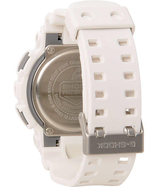 G-Shock GA110C-7A X-Large White Chronograph Watch