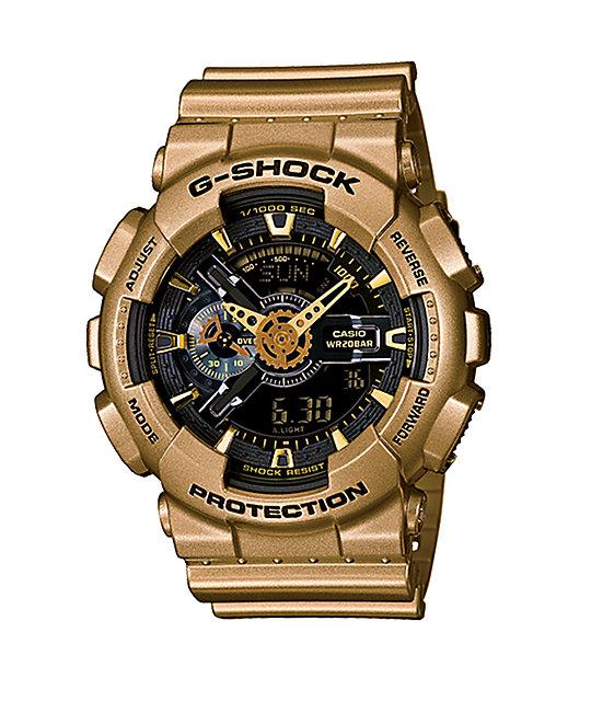 G shock ga110gd 9b watch at zumiez pdp for Watches zumiez