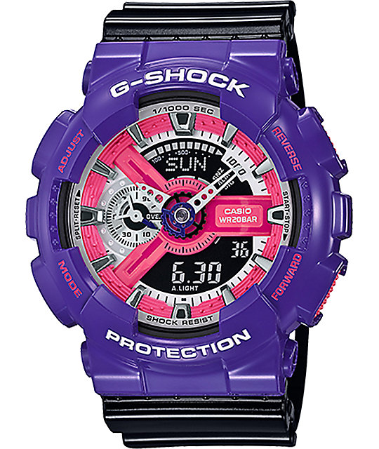 G-Shock GA110NC-6A Watch