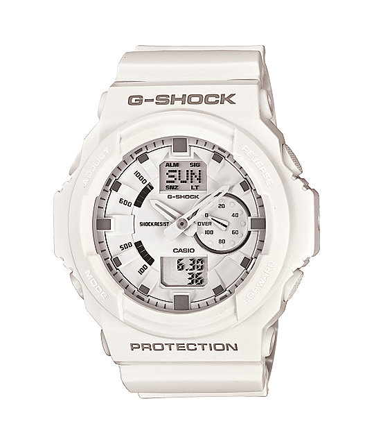 G-Shock GA150-7A Classic Matte White Watch