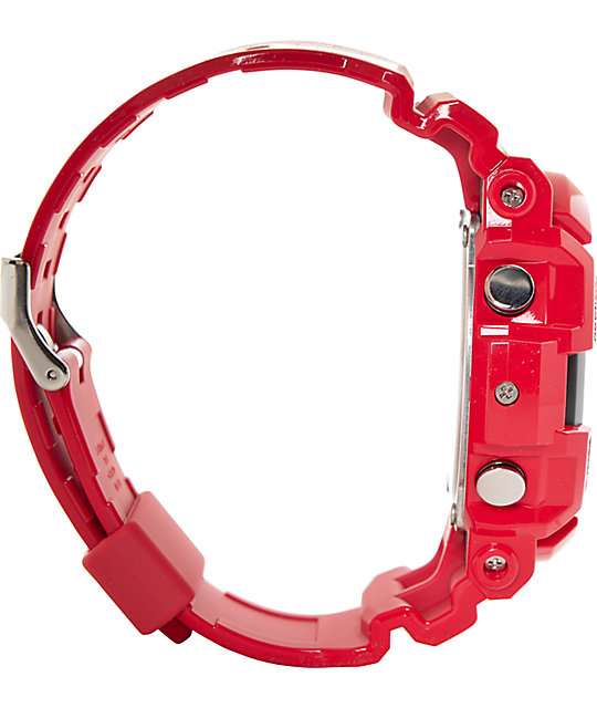 G-Shock GA201RD-4A Red Theme Watch