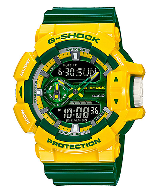 G-Shock GA400CS-9A Watch