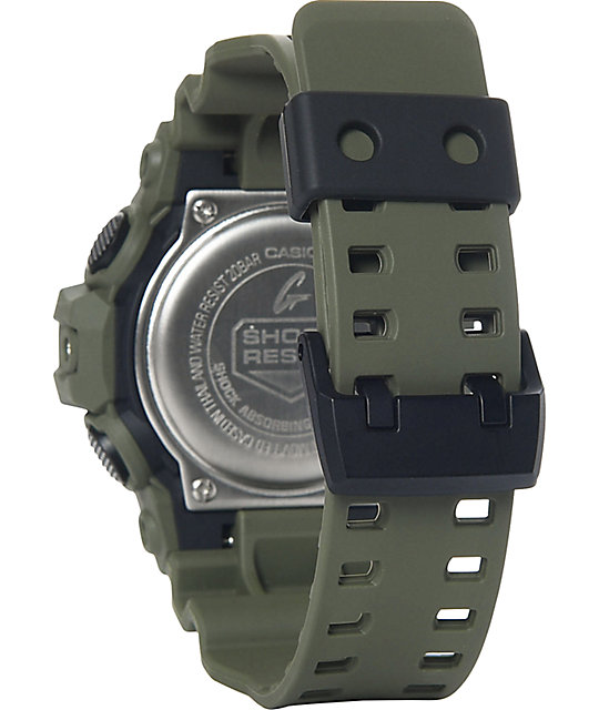 G-Shock GA700-UC Olive Watch