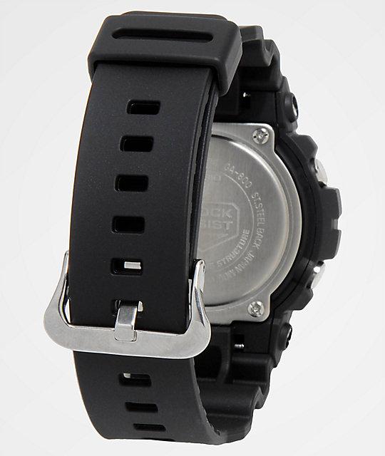 shock Reloj Negro 1a G Ga800 2IDWHYE9