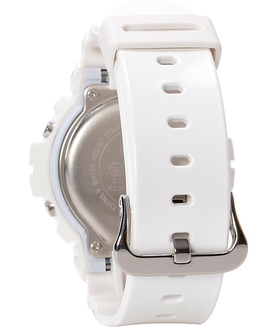 G-Shock GB6900AA-1 White LTD Bluetooth Smart Watch