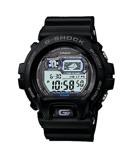 G-Shock GBX-6900B-1 Bluetooth Digital Watch