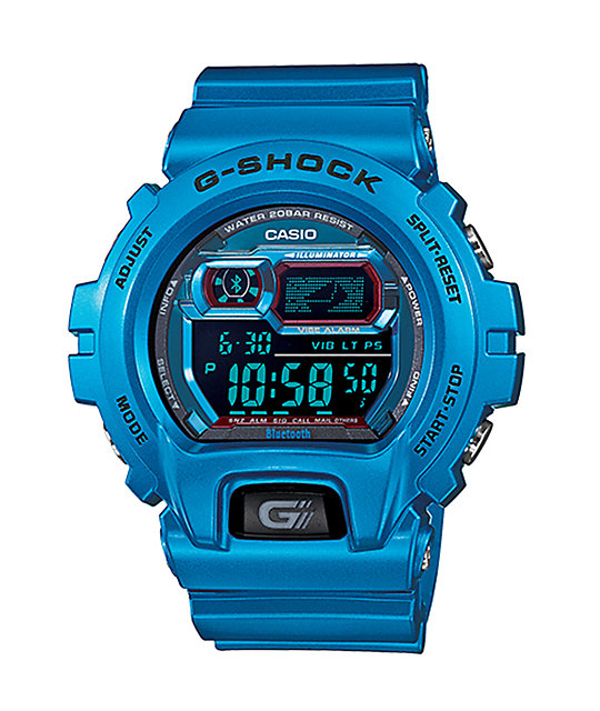 G-Shock GBX-6900B-2 Bluetooth Digital Watch