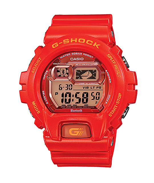 G-Shock GBX-6900B-4 Bluetooth Digital Watch