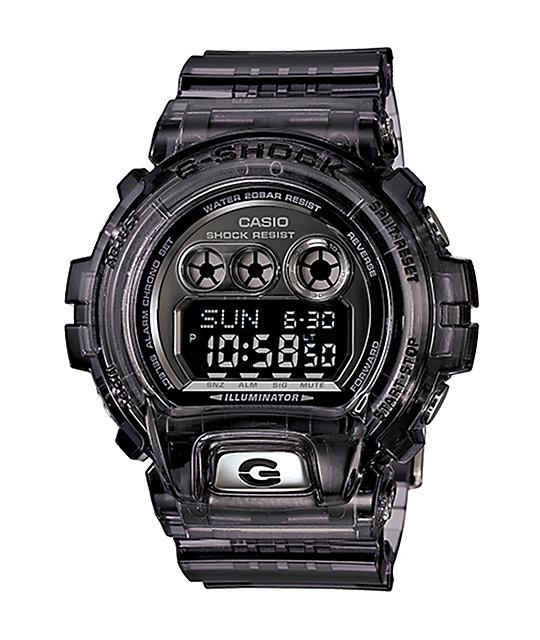 G-Shock GDX6900FB-8B XL Crystal Grey Digital Watch