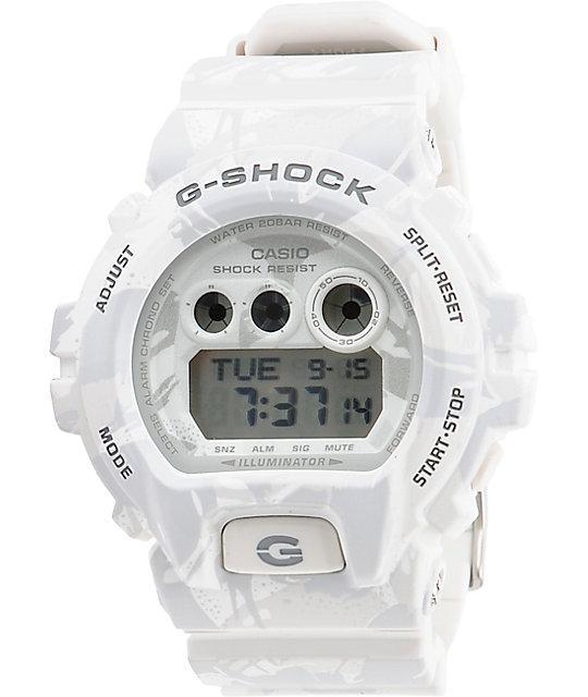 G-Shock GDX6900MC Snow Camo Watch
