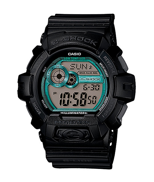 G-Shock GLS-8900-1 Winter G-Lide Digital Watch