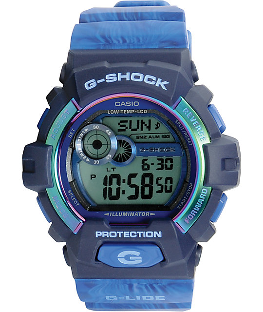 G-Shock GLS8900AR-2 Aurora Winter G-Lide Digital Watch