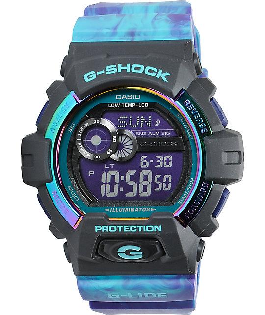 G-Shock GLS8900AR-3 Aurora Winter G-Lide Digital Watch