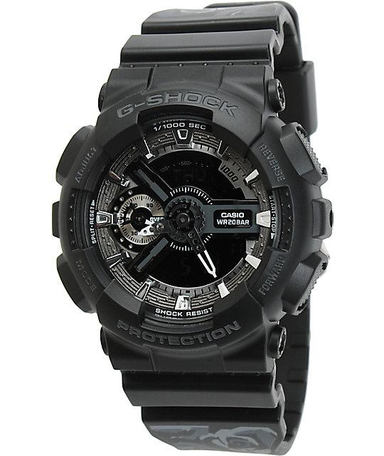 G-Shock GMAS110F-1A Flower Watch
