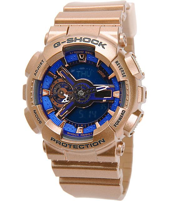 G-Shock GMAS110GD-2A Watch