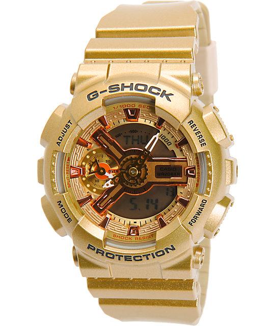 G shock gmas110gd 4a2 watch for Watches zumiez