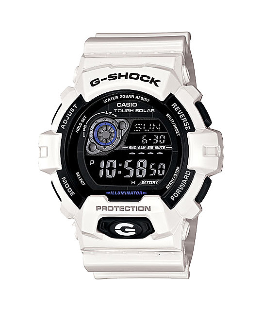 G-Shock GR-8900A-7 Classic White Watch