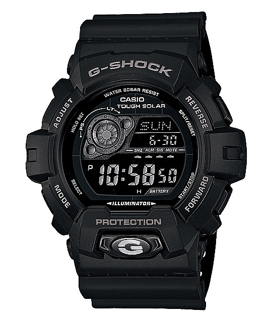 G-Shock GR8900A-1 Classic Black Watch