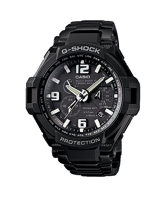 G-Shock GW4000D-1A G-Aviation Black Watch