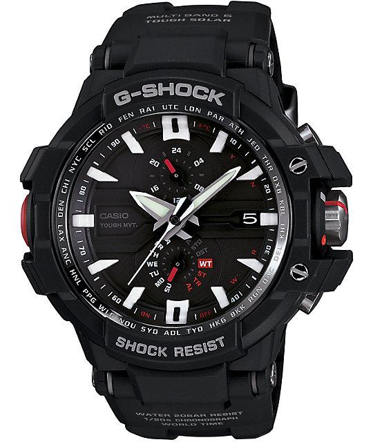G-Shock GWA1000-1A G-Aviation Black Watch