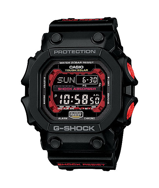 G-Shock GX56-1A Black Big Digital Watch