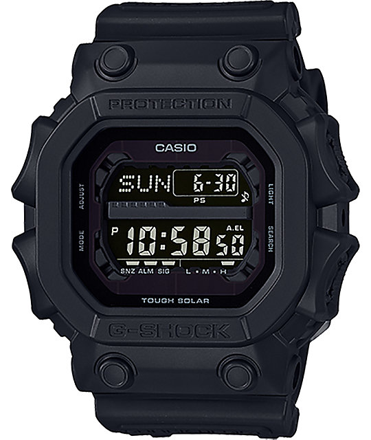 G-Shock GX56BB-1 Black Out Watch