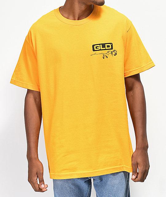 Chains Speed Whips Camiseta Dorada Gld w0mNnv8