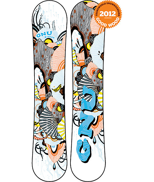 GNU B-Nice 151cmWomens Snowboard