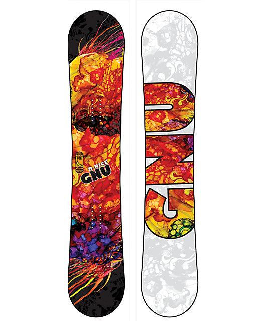 GNU B-Nice BTX 148cm Womens Snowboard