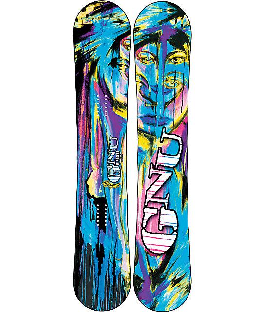 GNU B-Street BTX 141cm Womens Snowboard
