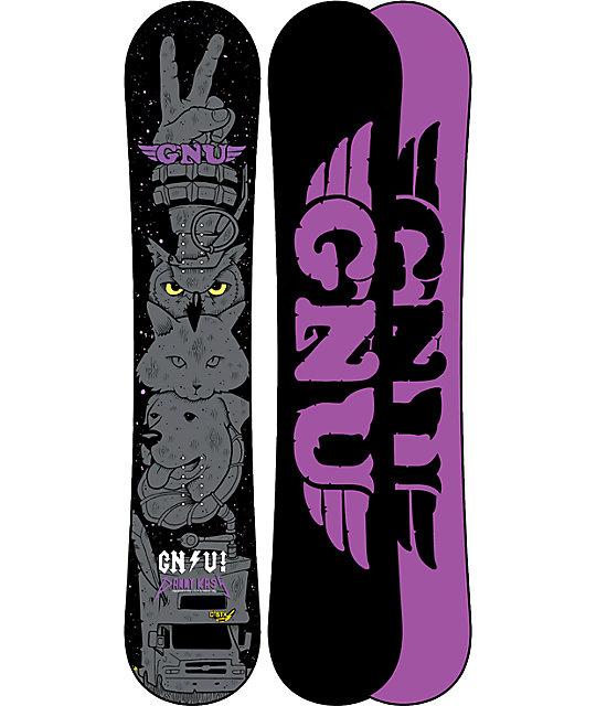 GNU Danny Kass C2 BTX 158cm Mens Snowboard