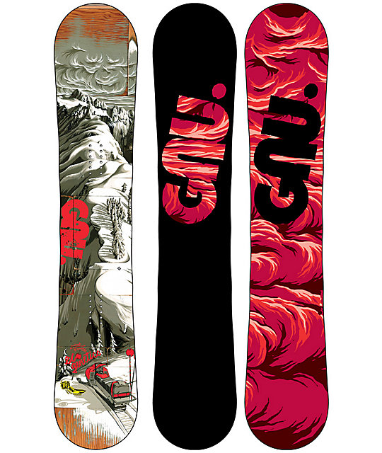 GNU Eco-Genetics C2 BTX 159cm Snowboard