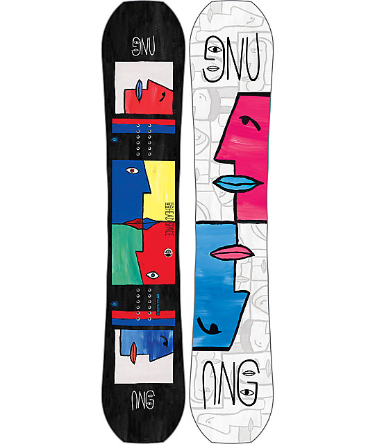 GNU Head Space 152cm Snowboard