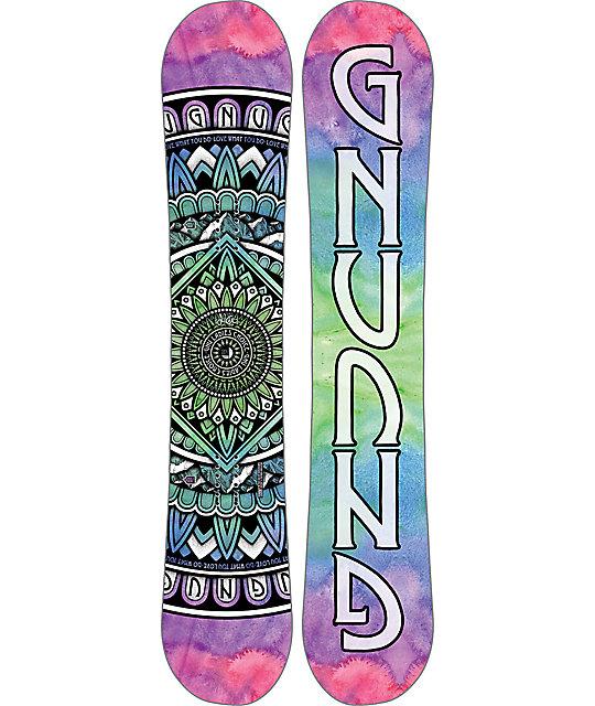 GNU Ladies Choice 145cm Womens Snowboard
