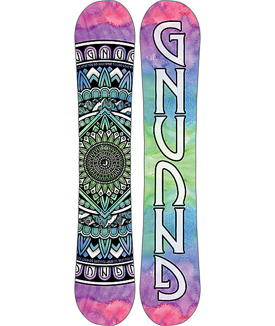 GNU Ladies Choice 148cm Womens Snowboard