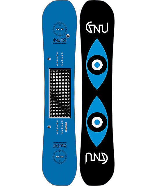 GNU Space Case 156cm Snowboard