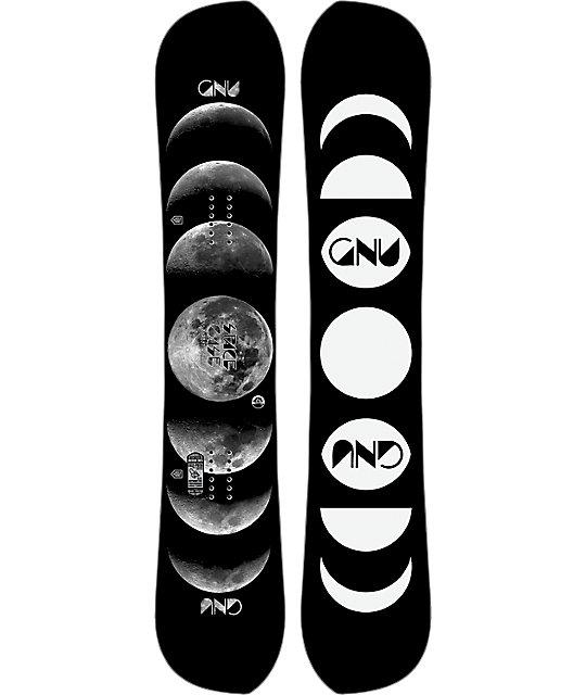 GNU Space Case 159cm Snowboard