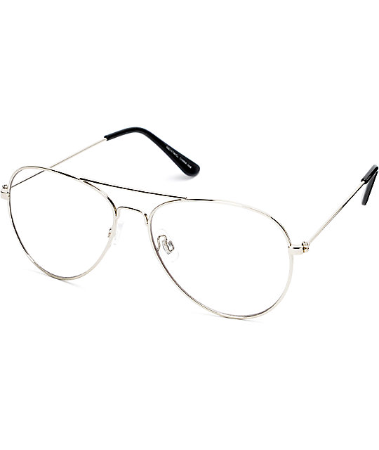 ray ban aviador transparentes gafa