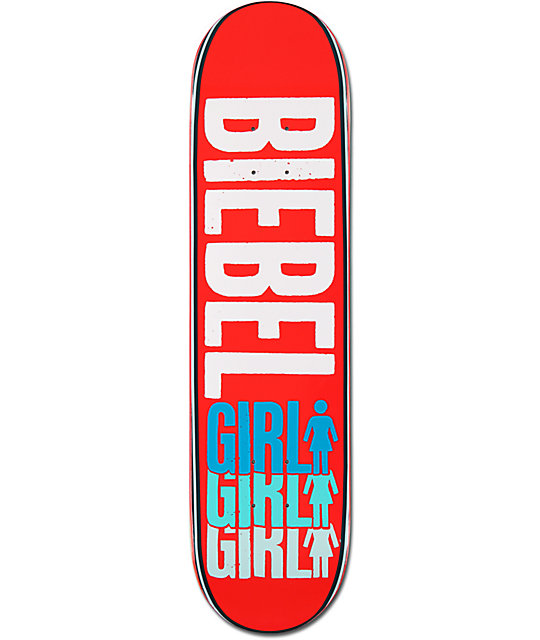 Girl Biebel Triple 7.87
