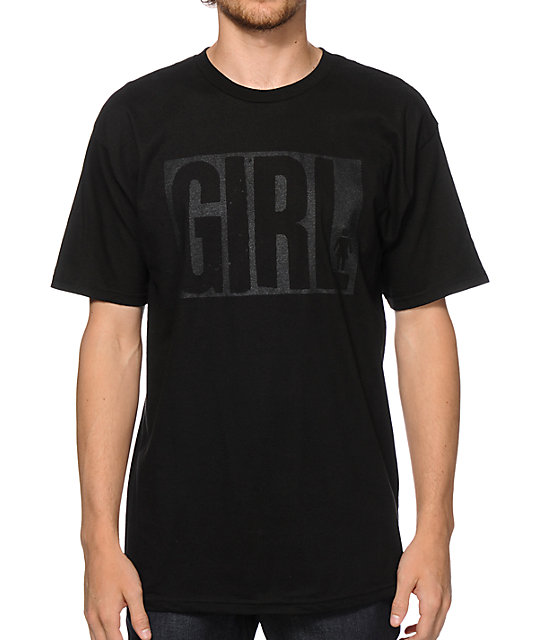 Girl Big Girl Tonal T-Shirt