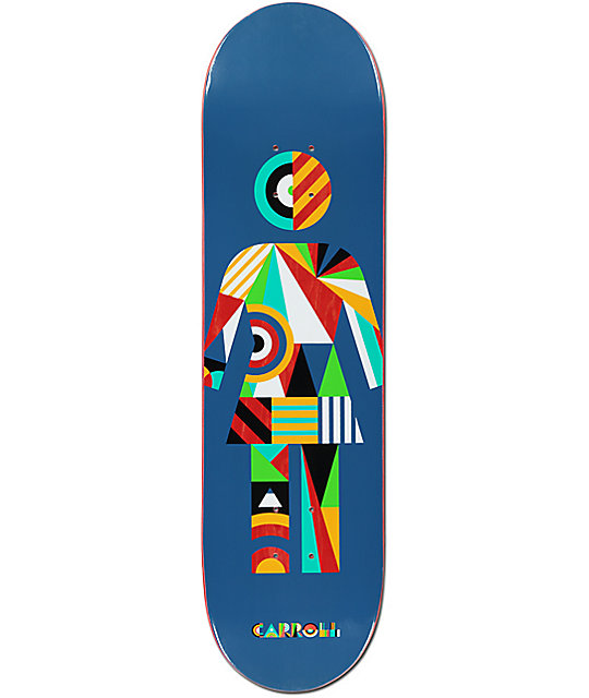 "Girl Carrol Constructivist 8.37"" Skateboard Deck"