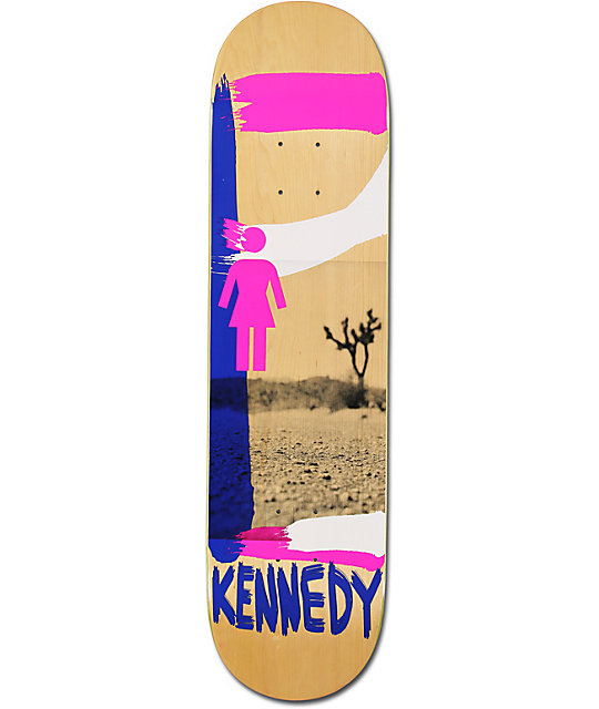 "Girl Cory Kennedy Darkroom 8.0""  Skateboard Deck"